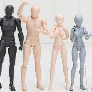 Body Kun/Chan Drawing Figures for Artists