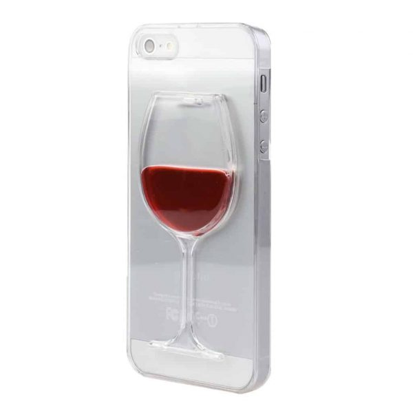 Red Wine iPhone Case - Cherry & Oak